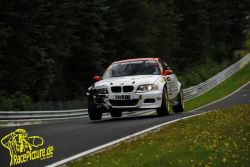 VLN V6 Race Car