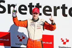 Racing Saloons - Win at Snetterton