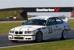 BMM M3 e36 at Snetterton