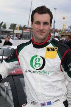 Adam Sharpe - Nurburgring 24 hours